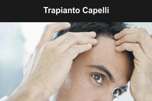 Chirurgia tricologica - Trapianto capelli