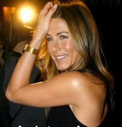 Jennifer Aniston Lifting braccia
